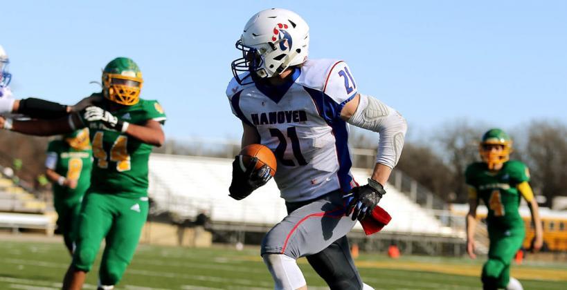 8-Man II Top 8: Colin Jueneman (Photos: Everett Royer)