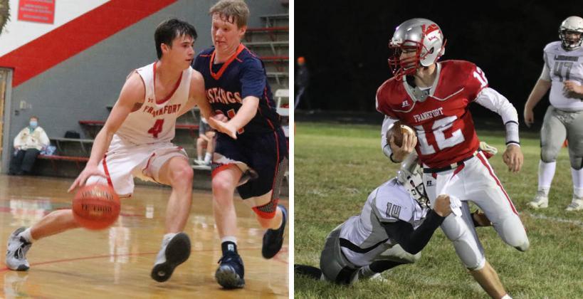 8-Man II Top 8: Gavin Cornelison (Photos: FHS Yearbook)