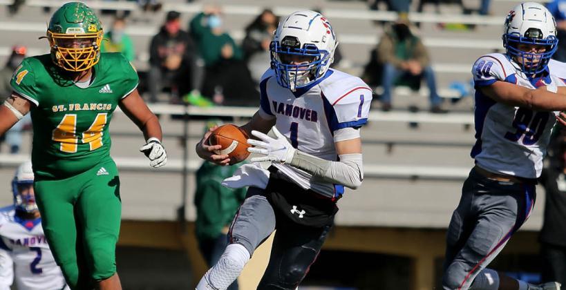 8-Man II Top 8: Jacob Jueneman (Photos: Everett Royer)
