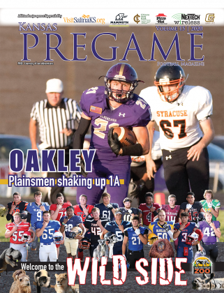Jeff Hennick has the Oakley Plainsmen shaking things up in 1A. Games with Inman and Smith Center will provide Oakley a pair of big challenges over the next two weeks. (Photo by Carrie Towns)