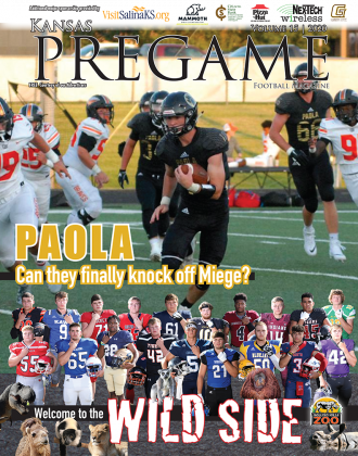 After slipping by a Tonganoxie team bolstered by transfers from Free State and Piper last week Paola appears ready for another deep postseason run. Do they finally have the pieces to take down 4A super power Bishop Miege? (Photo courtesy Miami County Republic)