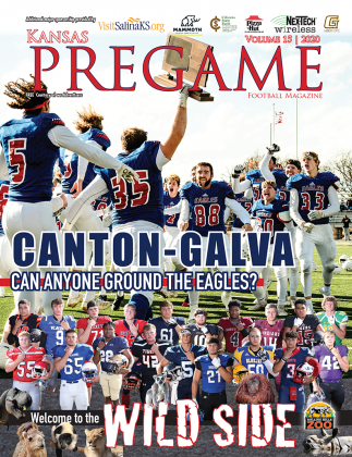 Canton-Galva appears headed for a return trip to the 8-Man I title game after last year's historic comeback victory. (Photo by Karrie Rathbone)