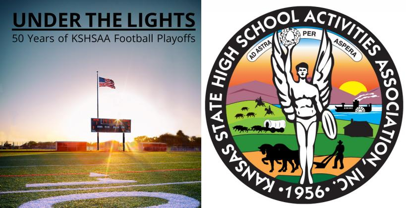 KSHSAA is releasing a book that includes 50 years worth of playoff football history.